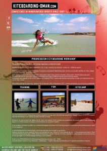 Progression Workshop - 6 Tage Intenstiv Kiteboarding Training für Aufsteiger