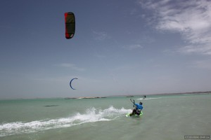 A Kiteholiday on Masirah 2011