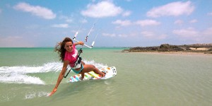 6 Days intense Training during our Kite Workshops for Beginners and advanced Riders