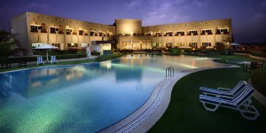 Masirah Island Resort - an oasis of luxury on the desert island